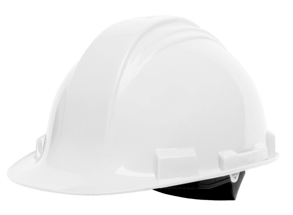 Honeywell Peak White HDPE Shell Hard Hat