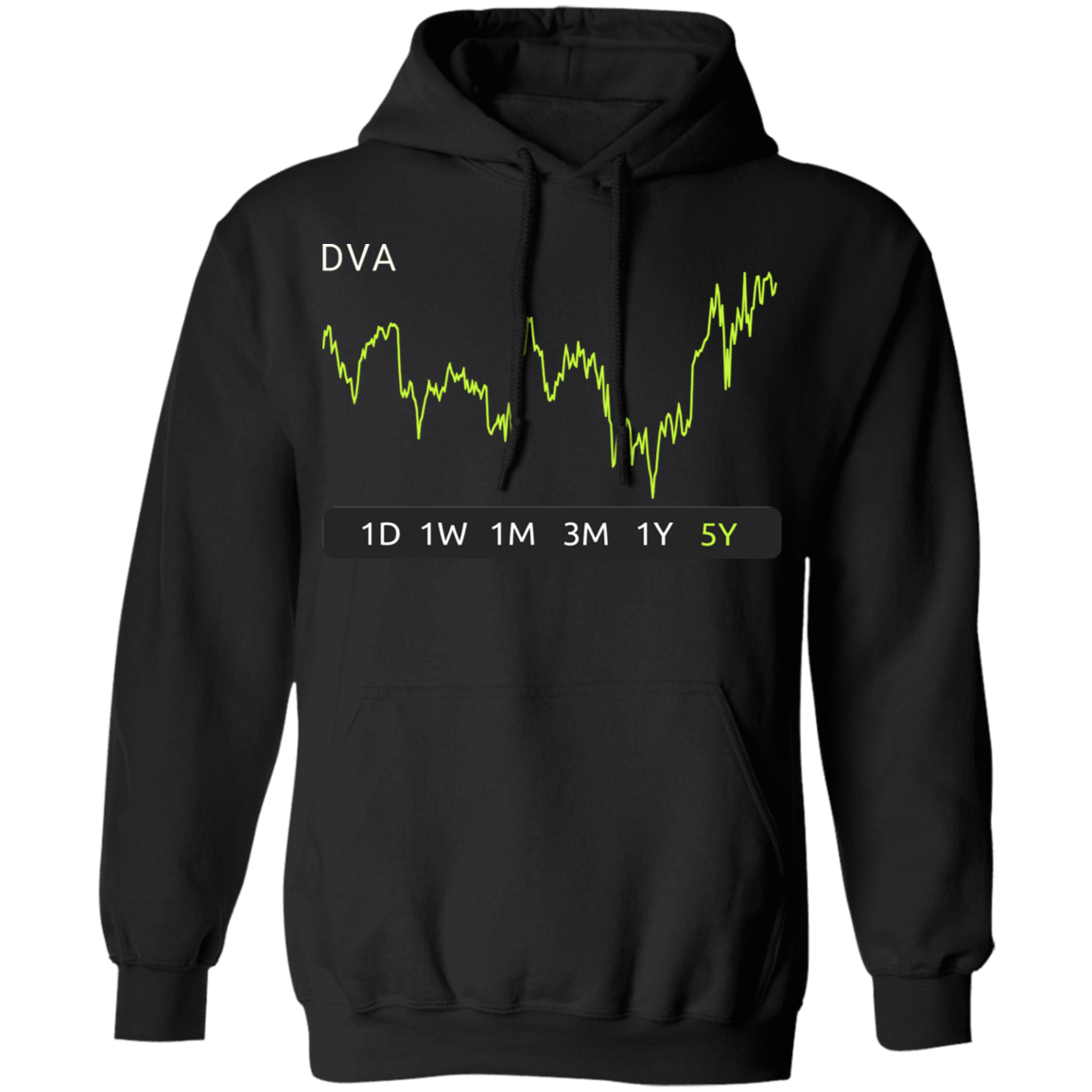 DVA Stock 5y Pullover Hoodie