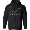MSFT Stock 1y Pullover Hoodie
