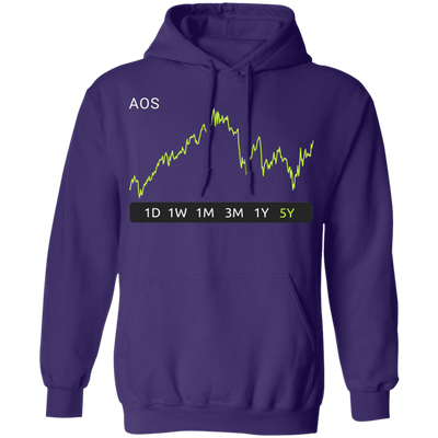 AOS Stock 5y Pullover Hoodie