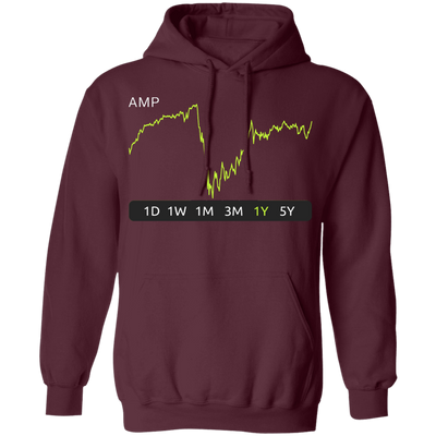 AMP Stock 1y Pullover Hoodie