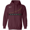MSFT Stock 5y Pullover Hoodie