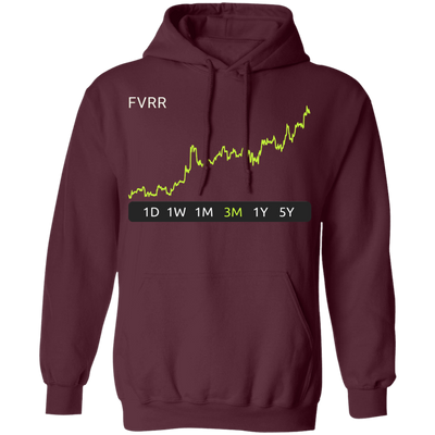 FVRR Stock 3m Pullover Hoodie