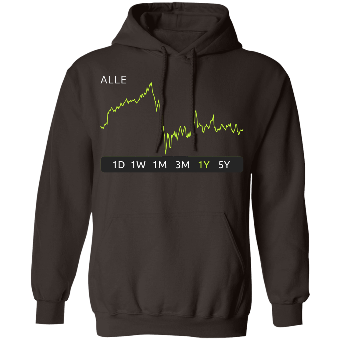 ALLE Stock 1y Pullover Hoodie
