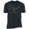 SPY Stock 1y Premium T-Shirt