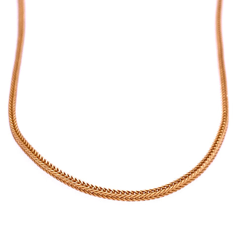 18KT Yellow Gold Chain