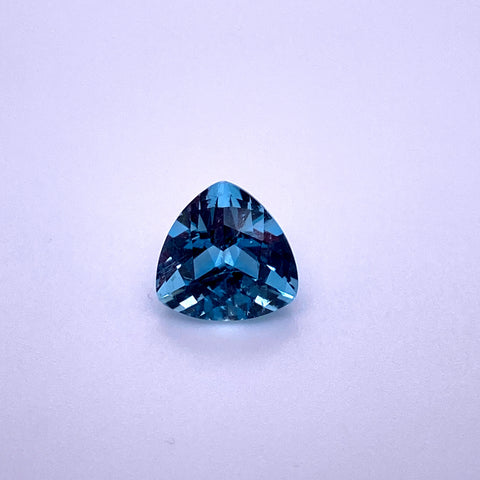 Beautiful Dark Blue Aquamarine