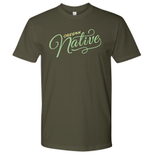 Load image into Gallery viewer, Oregon Native T-Shirt Mens