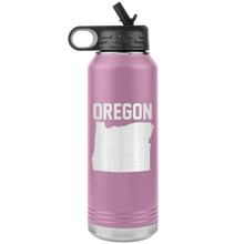 Load image into Gallery viewer, Oregon 32oz Water Bottle Tumbler