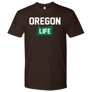 Oregon Life T-Shirt Mens