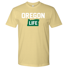 Load image into Gallery viewer, Oregon Life T-Shirt Mens