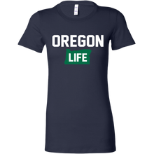 Load image into Gallery viewer, Oregon Life T-Shirt Womens
