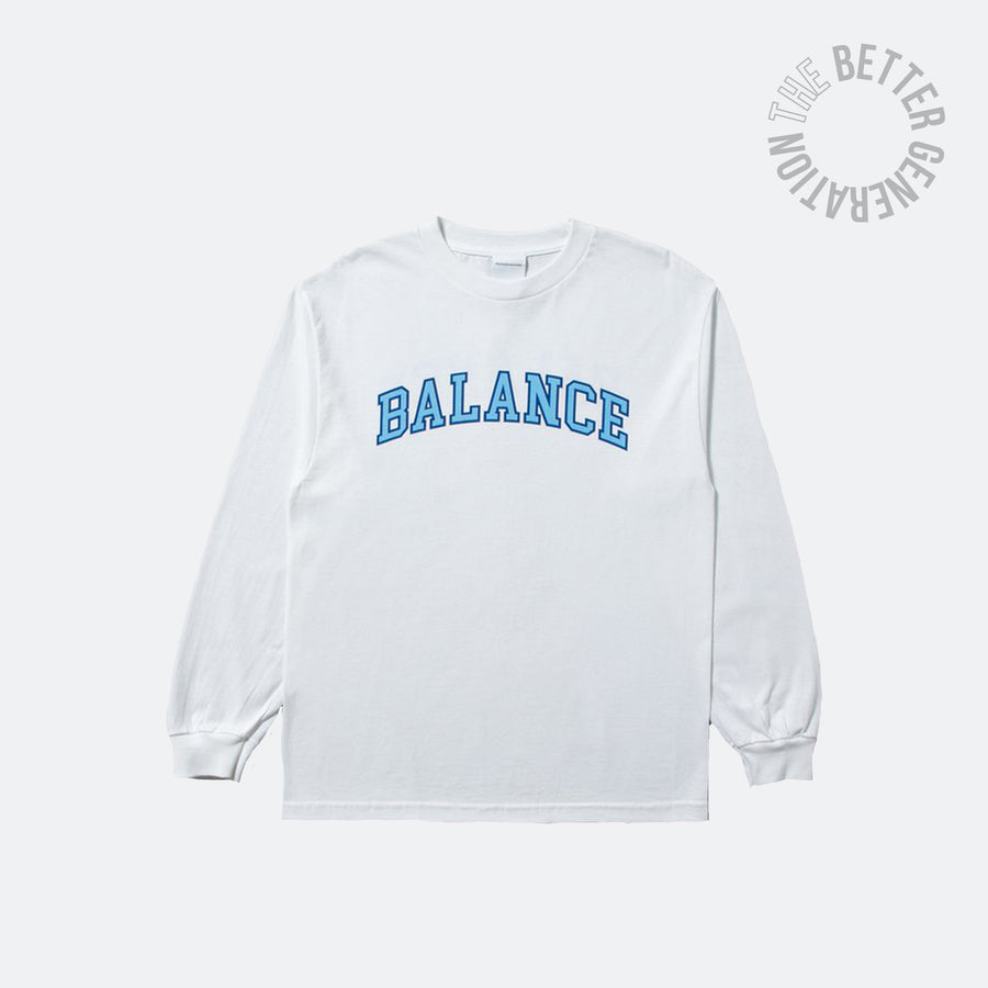 Bricks & Wood Balance L/S Tee