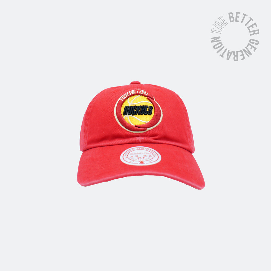 Mitchell & Ness Red Rockets Dad Hat
