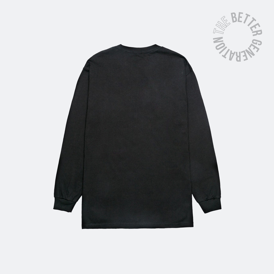 Pleasures One Night L/S Tee