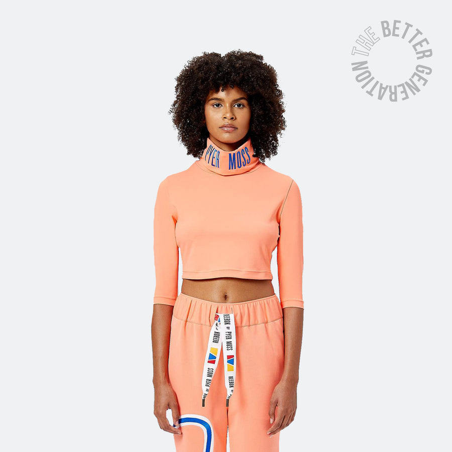 Reebok X Pyer Moss Cropped Top