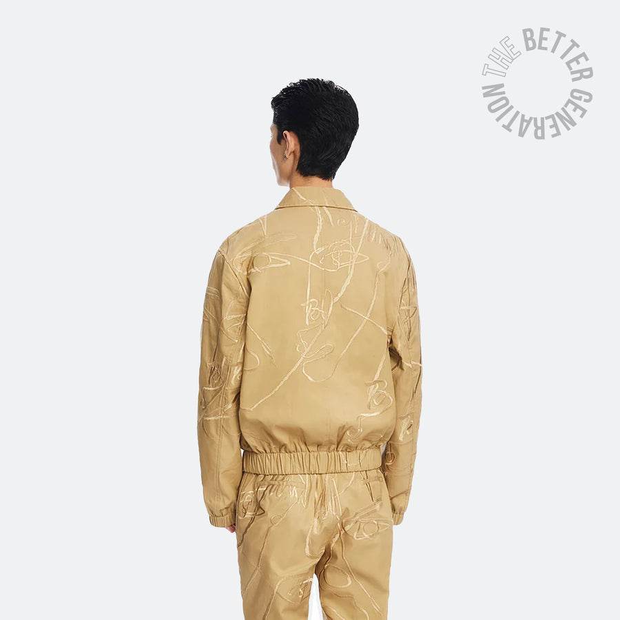 Sean Suen Embroidered Jacket