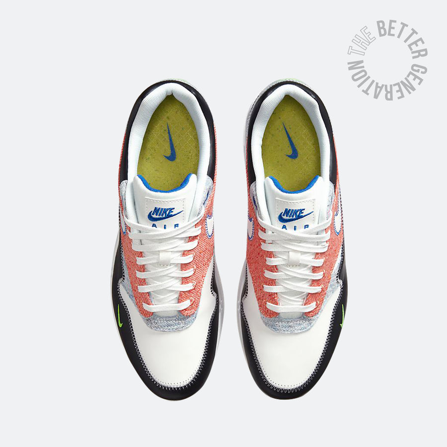 Nike Air Max 1 Recycled – TheBetterGeneration