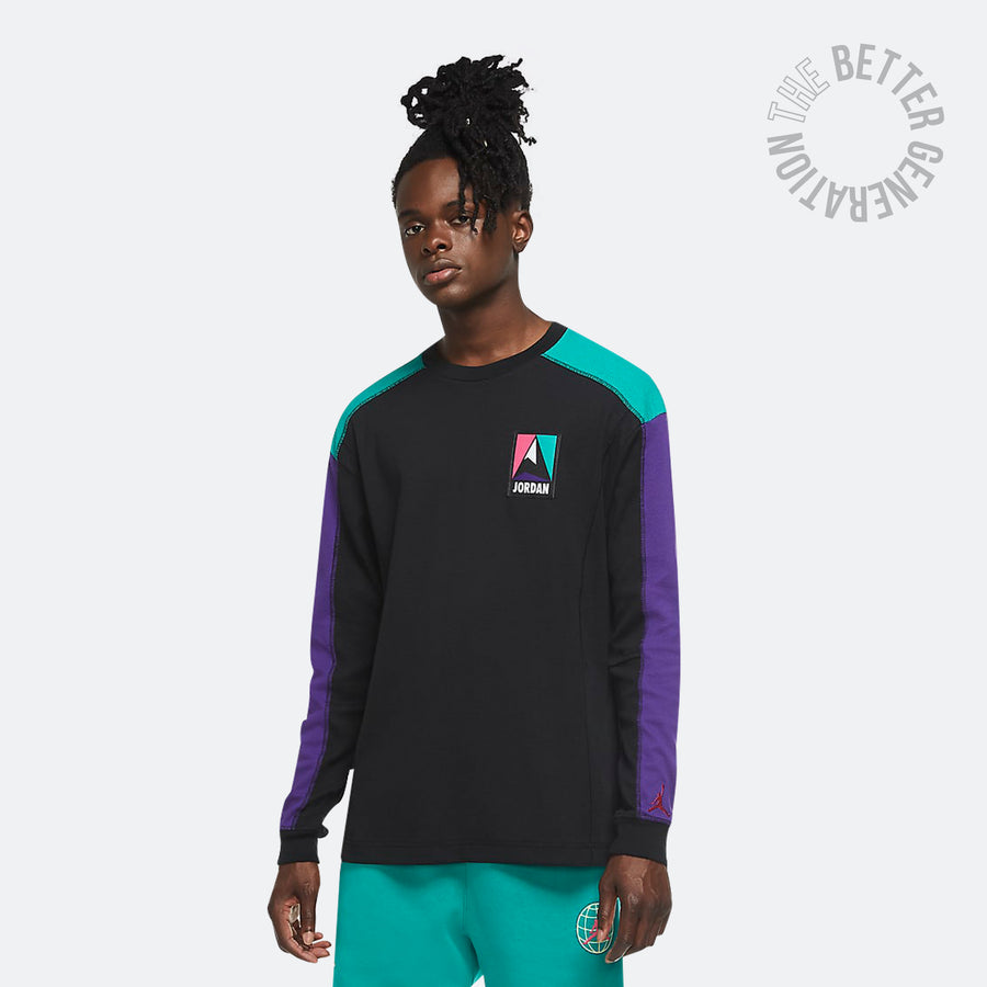 Jordan Winter Utility Thermal L/S Top