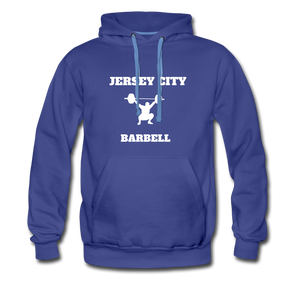 Jersey City Barbell Hoodie - royalblue