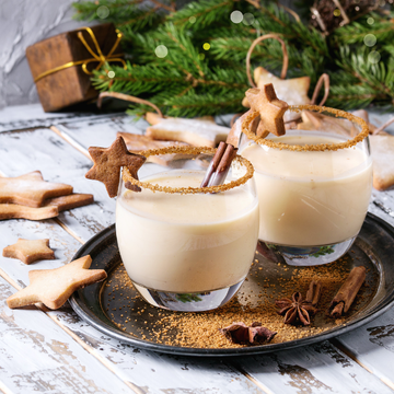 School of Hard Nogs, An Eggnog Recipe