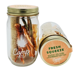 COCKTAIL KIT - CAMP CRAFT - FRESH SQUEEZE