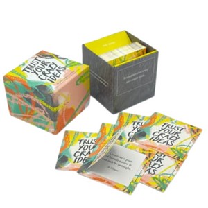 THOUGHTFULLS - POP OPEN CARDS - TRUST YOUR CRAZY IDEAS