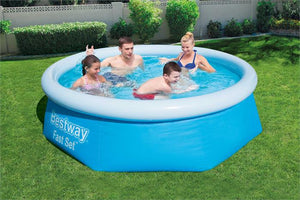 Fast Set Inflatable Pool (244x66cm)