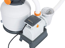 Load image into Gallery viewer, Bestway 58499 Flowclear Sand Filter Pump (7,570 L/H)