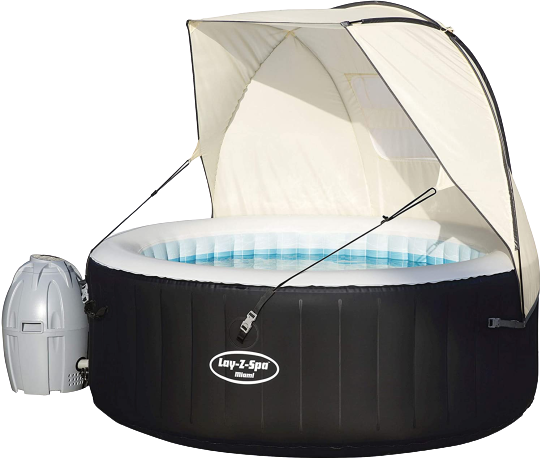 Bestway Detachable Hot Tub Canopy