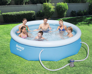 Fast Set Inflatable Pool (305x76cm)