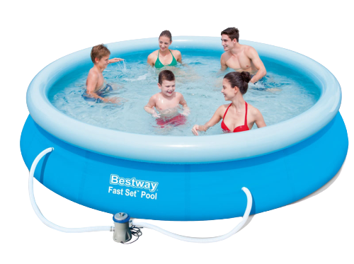 Fast Set Inflatable Pool (366x76cm)