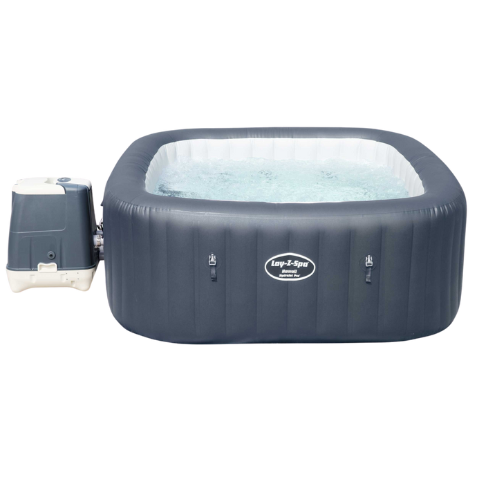 Lay-Z-Spa Hawaii HydroJet Pro 54138 Inflatable Hot Tub Spa by Bestway 1