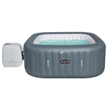 Load image into Gallery viewer, Lay-Z-Spa Hawaii HydroJet Pro (2021) 60031 Inflatable Hot Tub Spa by Bestway 1
