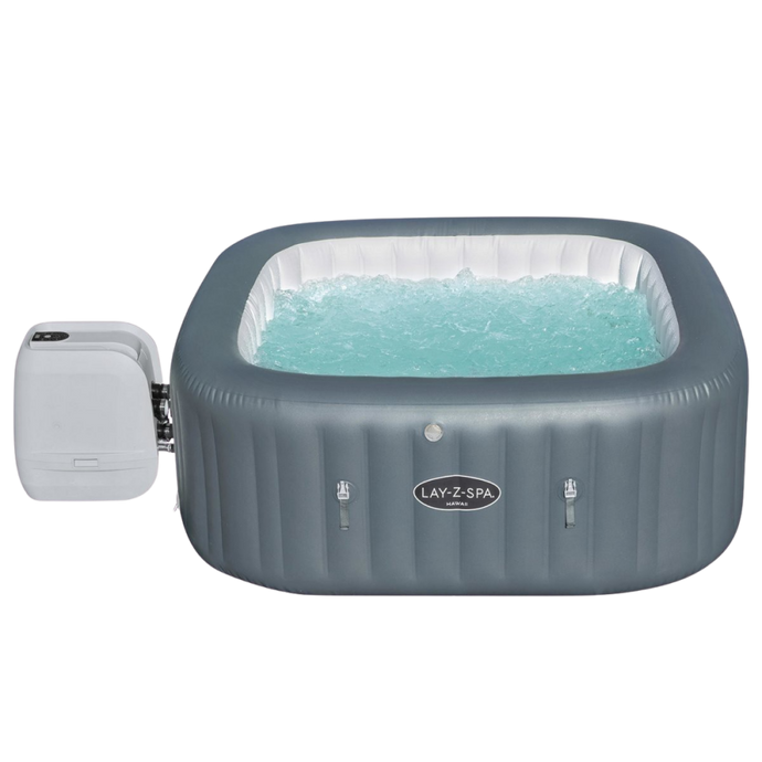 Lay-Z-Spa Hawaii HydroJet Pro (2021) 60031 Inflatable Hot Tub Spa by Bestway 2