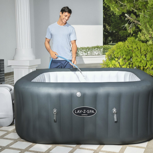 Lay-Z-Spa Hawaii HydroJet Pro (2021) 60031 Inflatable Hot Tub Spa by Bestway 4