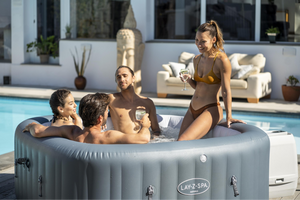 Lay-Z-Spa Hawaii HydroJet Pro (2021) 60031 Inflatable Hot Tub Spa by Bestway 8