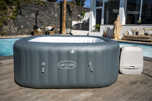 Lay-Z-Spa Hawaii HydroJet Pro (2021) 60031 Inflatable Hot Tub Spa by Bestway 9