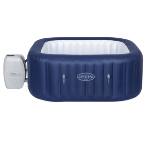Lay-Z-Spa Hawaii (2021) AirJet 60021 Inflatable Hot Tub Spa by Bestway 9