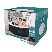 Load image into Gallery viewer, Lay-Z-Spa Miami (2021) AirJet 60001 Inflatable Hot Tub Spa by Bestway 11