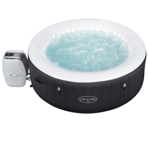 Lay-Z-Spa Miami (2021) AirJet 60001 Inflatable Hot Tub Spa by Bestway 3