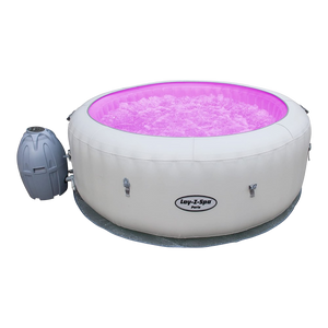 Lay-Z-Spa Paris AirJet 54148 Inflatable Hot Tub Spa by Bestway 2