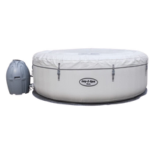 Load image into Gallery viewer, Lay-Z-Spa Paris AirJet 54148 Inflatable Hot Tub Spa by Bestway 4