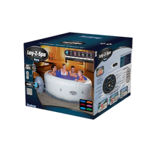 Load image into Gallery viewer, Lay-Z-Spa Paris AirJet 54148 Inflatable Hot Tub Spa by Bestway Box
