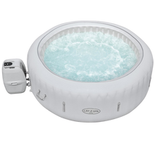 Load image into Gallery viewer, Lay-Z-Spa Paris (2021) AirJet 60013 Inflatable Hot Tub Spa by Bestway 7