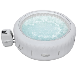 Lay-Z-Spa Paris (2021) AirJet 60013 Inflatable Hot Tub Spa by Bestway 7