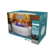 Load image into Gallery viewer, Lay-Z-Spa Paris (2021) AirJet 60013 Inflatable Hot Tub Spa by Bestway Box