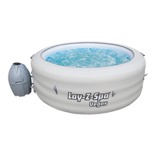 Load image into Gallery viewer, Lay-Z-Spa Vegas AirJet 54112 Inflatable Hot Tub Spa by Bestway 1
