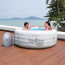 Load image into Gallery viewer, Lay-Z-Spa Vegas AirJet 54112 Inflatable Hot Tub Spa by Bestway 5