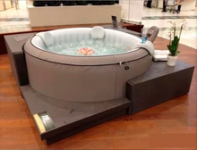 Load image into Gallery viewer, Mspa B140 Elegance Inflatable Hot Tub Spa 10